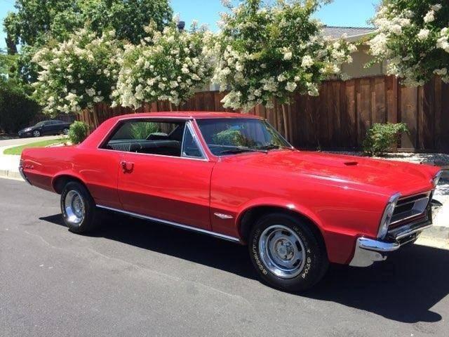 Pontiac Gto Speed TriPower In Livermore CA California - Livermore car show