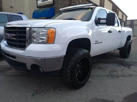 2008 GMC Sierra 2500HD for sale in Livermore, CA