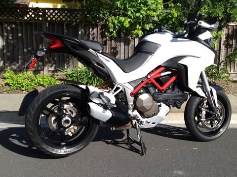 2015 Ducati multistrada for sale in Livermore, CA