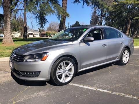 2014 Volkswagen Passat 2.0L TDI SE for sale at California Diversified Venture in Livermore CA