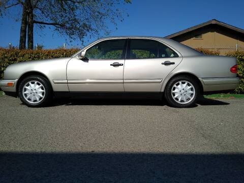 1998 Mercedes-Benz E-Class for sale at California Diversified Venture in Livermore CA