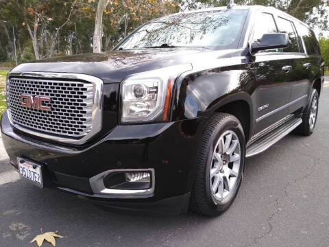 2016 GMC Yukon XL for sale at California Diversified Venture in Livermore CA