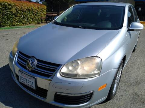 2007 Volkswagen Jetta for sale at California Diversified Venture in Livermore CA
