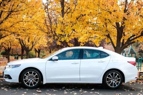 2017 Acura TLX V6 w/Advance for sale at California Diversified Venture in Livermore CA