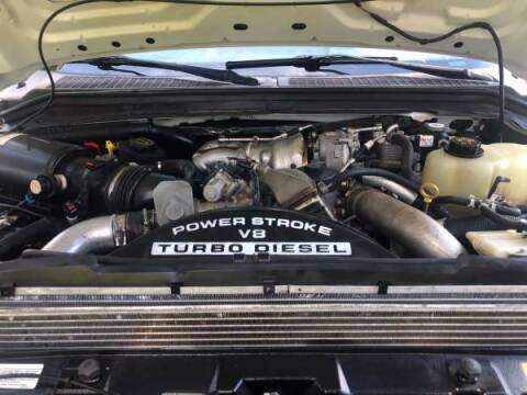 2009 Ford F-550 Super Duty