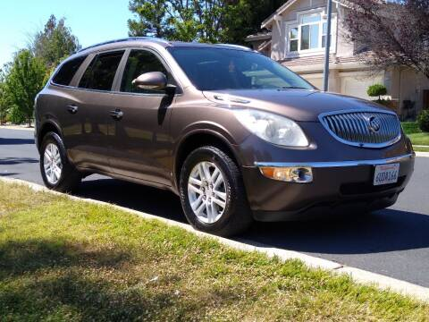 2008 Buick Enclave for sale at California Diversified Venture in Livermore CA