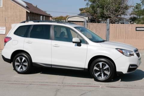 2017 Subaru Forester for sale at California Diversified Venture in Livermore CA