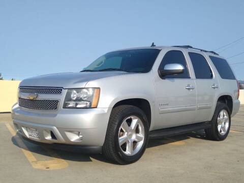 2011 Chevrolet Tahoe for sale at California Diversified Venture in Livermore CA
