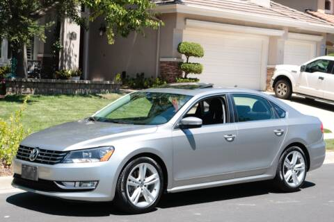 2012 Volkswagen Passat for sale at California Diversified Venture in Livermore CA