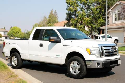 2012 Ford F-150 for sale at California Diversified Venture in Livermore CA