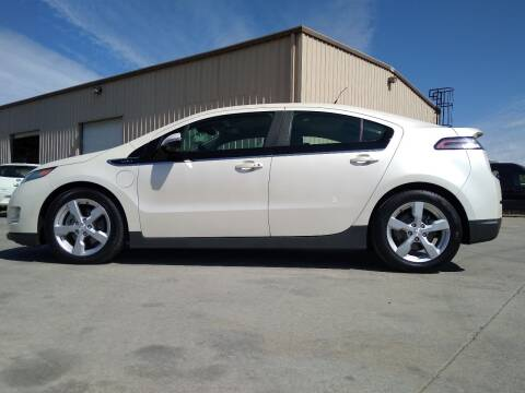 2012 Chevrolet Volt for sale at California Diversified Venture in Livermore CA