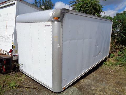 2012 16 Ft Van Body Supreme for sale in Harts, CT