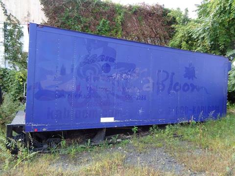 2012 Refrigerated Box 24 ft for sale in Harts, CT