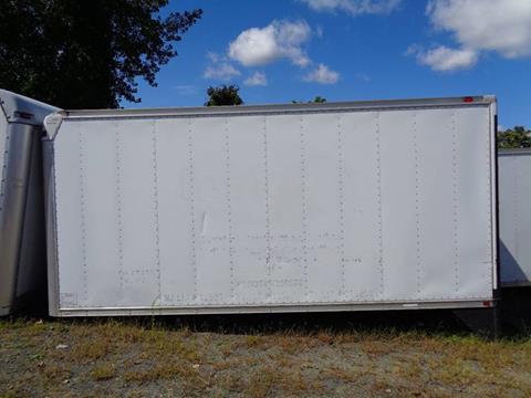2011 Supreme  20ft Van Body for sale in Harts, CT