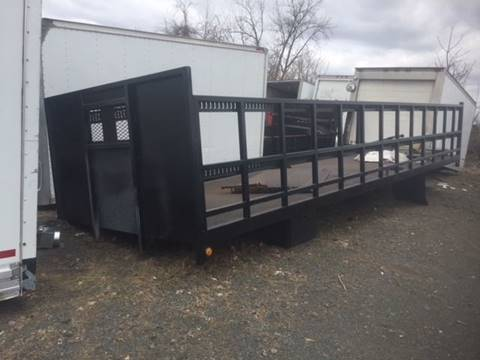 2013 26 Ft Flatbed for sale in Harts, CT