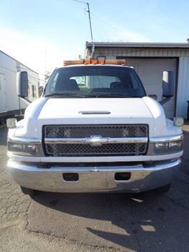 2008 GMC W5500