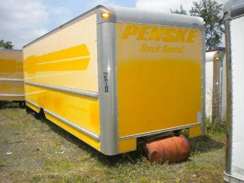 2005 Morgan Van body for sale in Harts, CT
