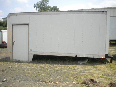 2007 Morgan Van Body for sale in Harts, CT