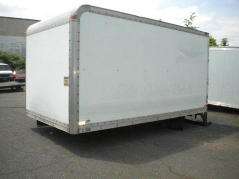 2005 abc 14ft van Body for sale in Harts, CT
