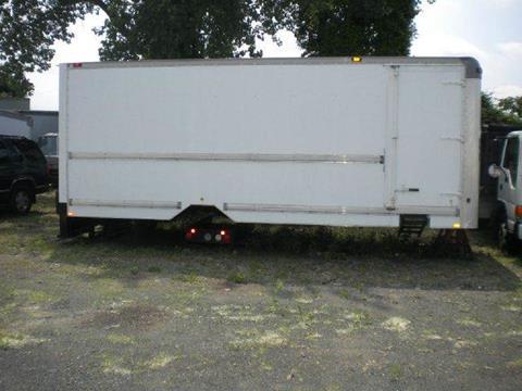 2006 Morgan 22ft van body for sale in Harts, CT