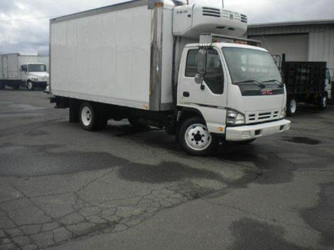 2006 GMC W5500 for sale in Harts, CT