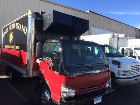 2007 Isuzu NQR for sale in Hartford, CT