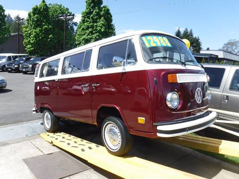 1976 Volkswagen Bus for sale in Milwaukie, OR