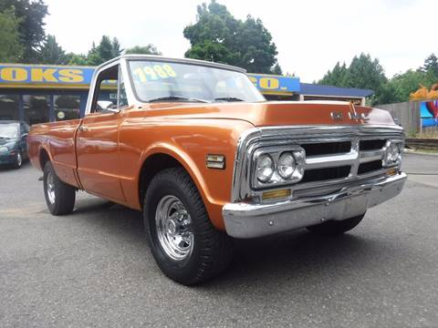 1970 GMC C/K 2500 Series for sale in Milwaukie, OR