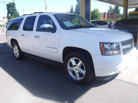 2007 Chevrolet Suburban for sale in Milwaukie, OR