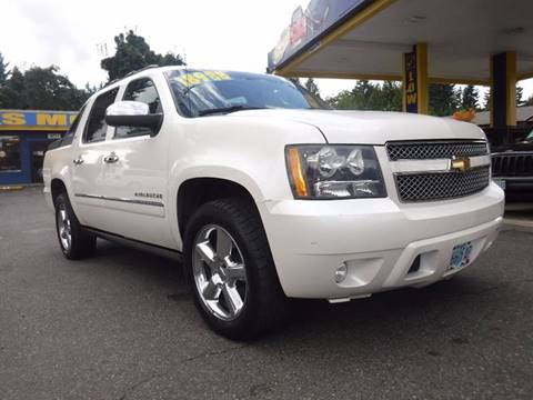 2011 Chevrolet Avalanche for sale in Milwaukie, OR