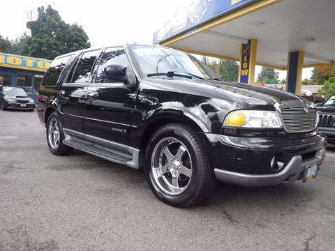 2001 Lincoln Navigator for sale in Milwaukie, OR