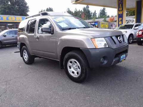2007 Nissan Xterra for sale in Milwaukie, OR