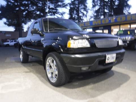 2004 Mazda B-Series Truck for sale in Milwaukie, OR
