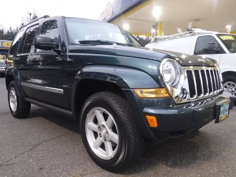 2005 Jeep Liberty for sale in Milwaukie, OR