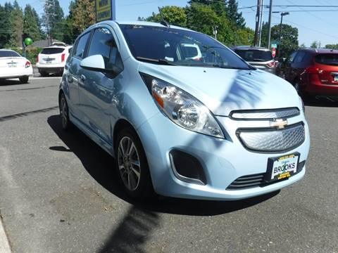 2016 Chevrolet Spark EV for sale in Milwaukie, OR