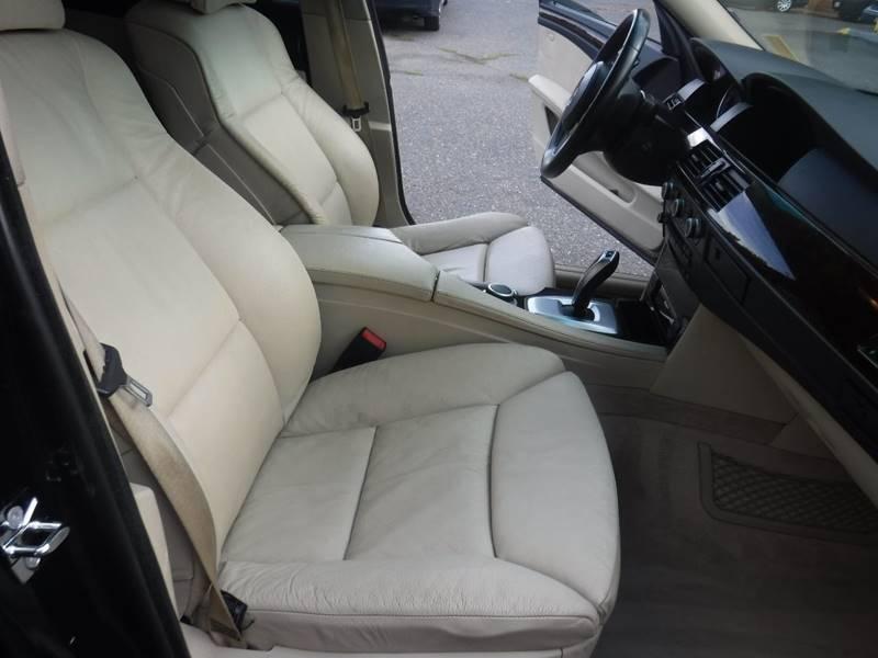 2008 BMW 5 Series 550i 4dr Sedan Luxury - Milwaukie OR