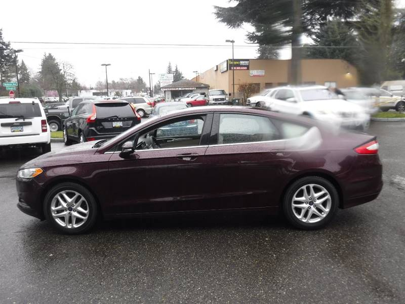 2013 Ford Fusion SE 4dr Sedan - Milwaukie OR