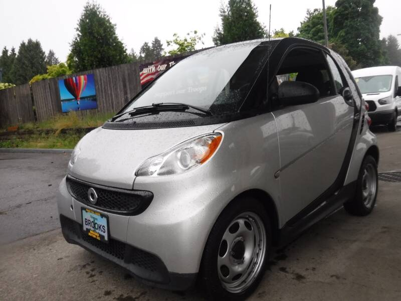 2015 Smart fortwo passion 2dr Hatchback - Milwaukie OR