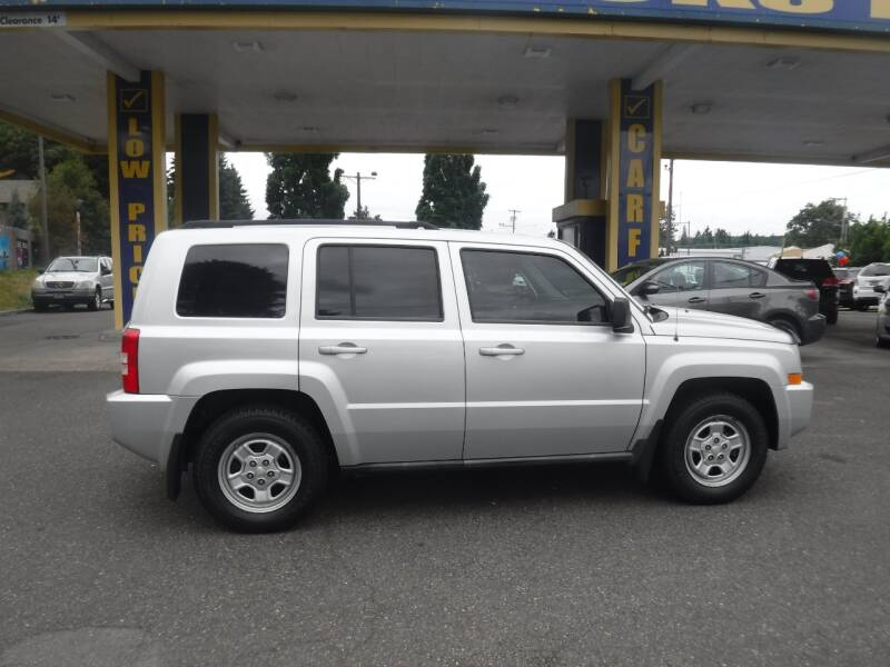 2010 Jeep Patriot 4x4 Sport 4dr SUV - Milwaukie OR