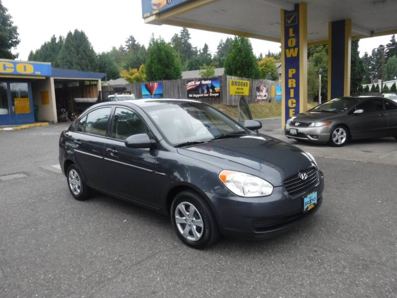 2008 Hyundai Accent GLS 4dr Sedan - Milwaukie OR