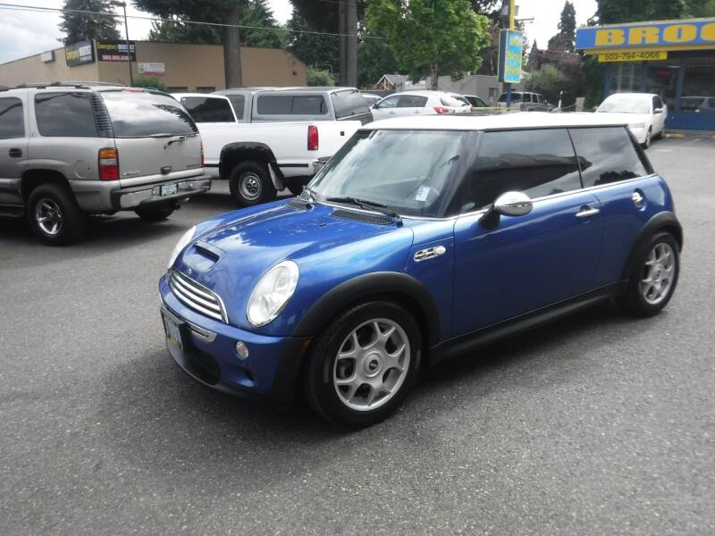 2005 MINI Cooper S 2dr Supercharged Hatchback - Milwaukie OR
