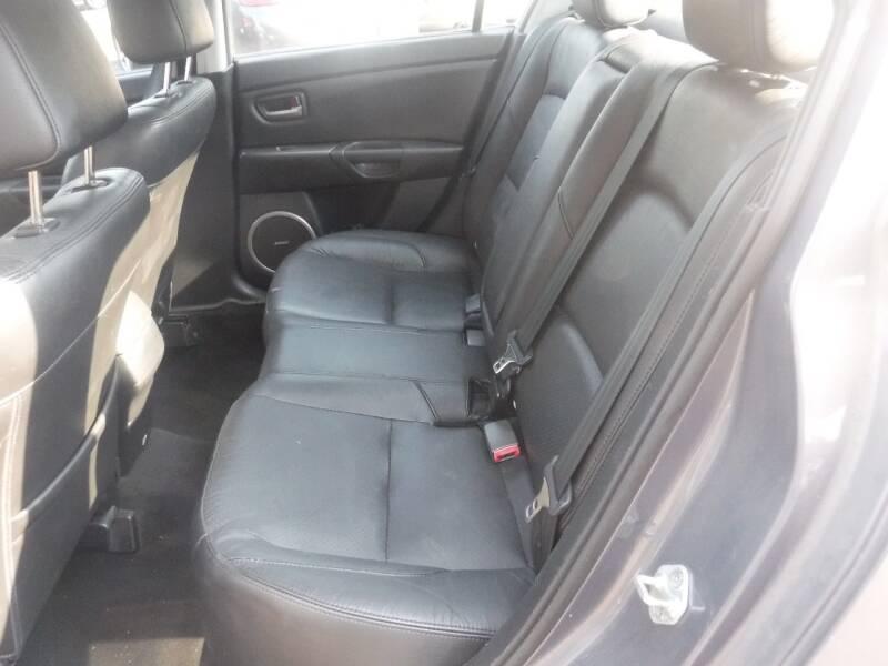 2007 Mazda MAZDA3 s Touring 4dr Sedan (2.3L I4 5A) - Milwaukie OR