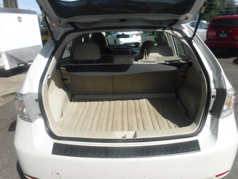 2008 Subaru Impreza AWD 2.5i 4dr Wagon 4A - Milwaukie OR