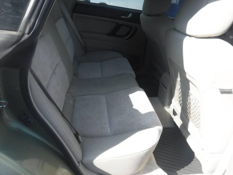 2006 Subaru Outback AWD 2.5i 4dr Wagon w/Manual - Milwaukie OR