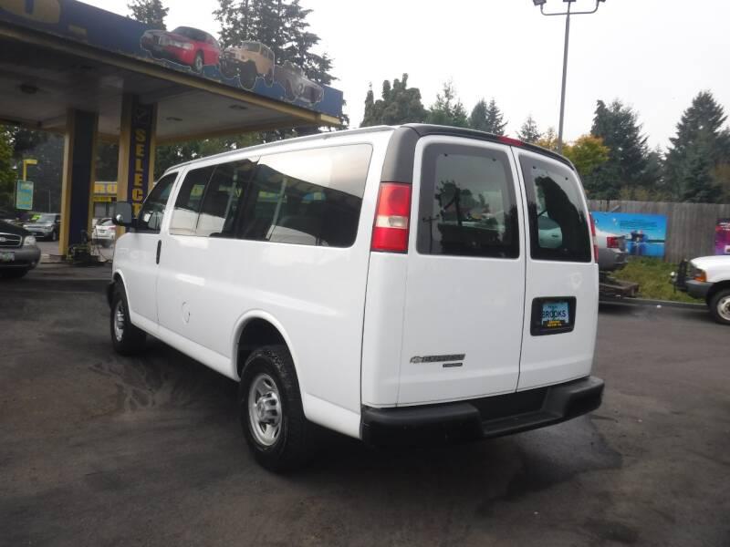 2007 Chevrolet Express Passenger LS 3500 3dr Passenger Van - Milwaukie OR