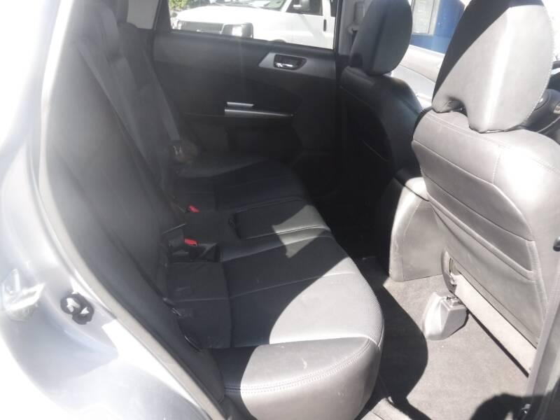 2012 Subaru Forester AWD 2.5X Limited 4dr Wagon - Milwaukie OR