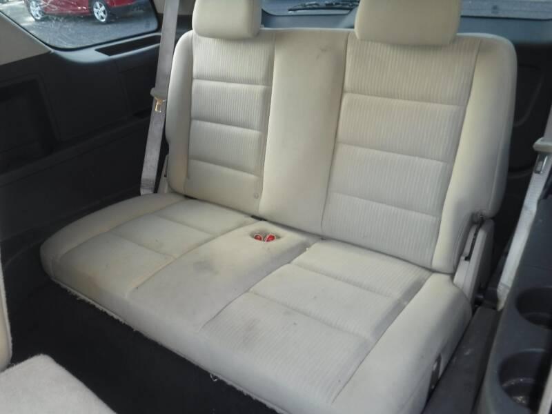 2008 Ford Taurus X AWD SEL 4dr Wagon - Milwaukie OR