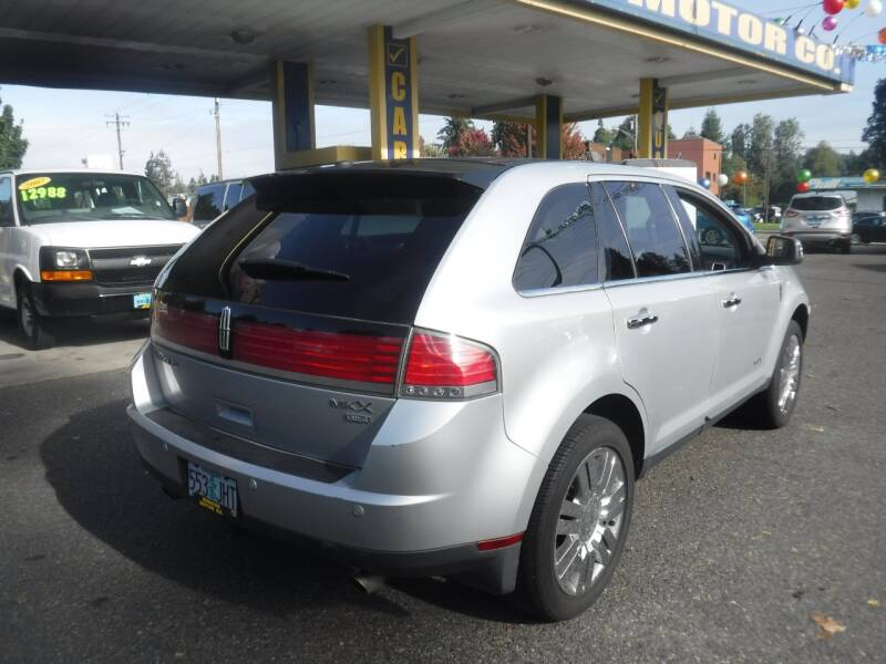 2009 Lincoln MKX AWD 4dr SUV - Milwaukie OR
