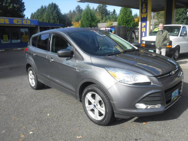 2014 Ford Escape AWD SE 4dr SUV - Milwaukie OR
