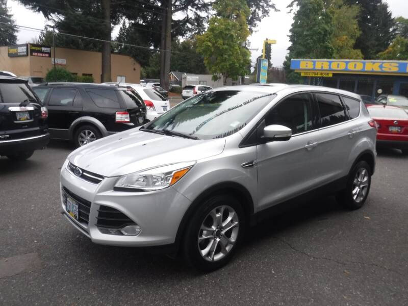 2013 Ford Escape SEL 4dr SUV - Milwaukie OR